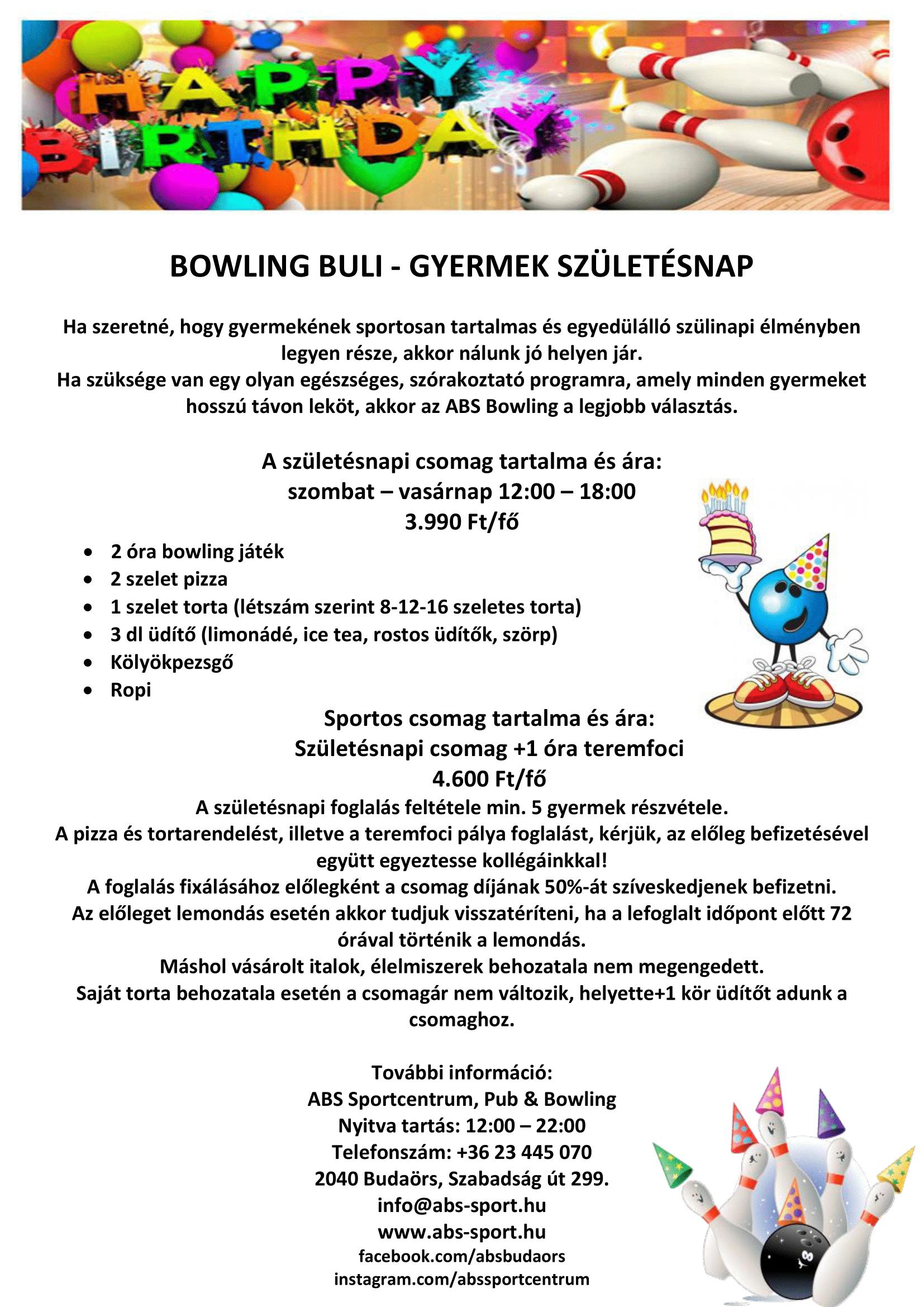 BOWLING BULI-1